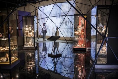 Världskulturmuseet öppnar nästa del av Korsvägar