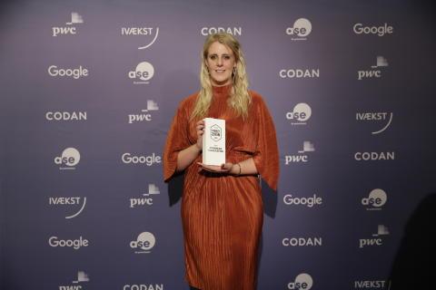 Nordjyder løb med hele to priser ved 'IVÆKSTprisen 2016'