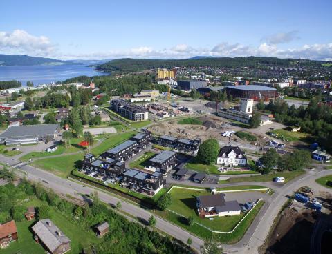 Nordviken - et samarbeidsprosjekt med Backe Gruppen