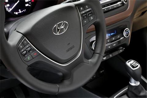 Nye Hyundai i20 (ratt)