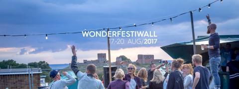 Den bornholmske Wonderfestiwall er klar med de fire første navne til 10-årsjubilæum!