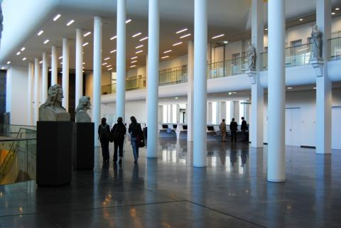Neues Augusteum - Universität Leipzig