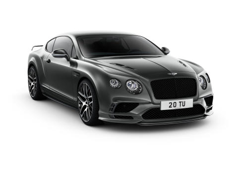 Bentley Supersports 2017