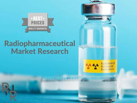 Radiopharmaceutical Market – Report Covers Application (Oncology, Thyroid, Cardiology), Companies (Bayer, Cardinal Health, , GE Healthcare, Lantheus Medical Imaging, ABT Molecular, FUJIFILM, Piramal Imaging, RadioMedix)
