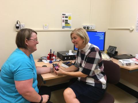 Hartlepool's Diabetes Challenge