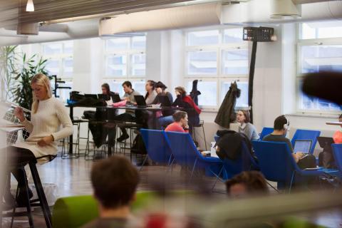 Lindab öppnar Innovation Hub i Helsingborg