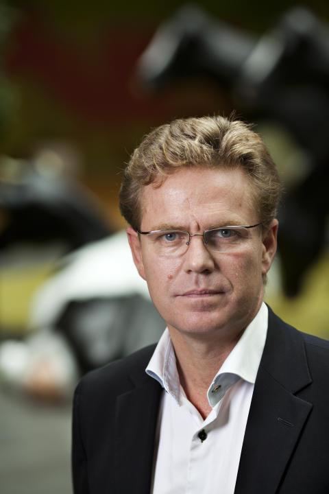 Peder Tuborgh, CEO Arla Foods amba