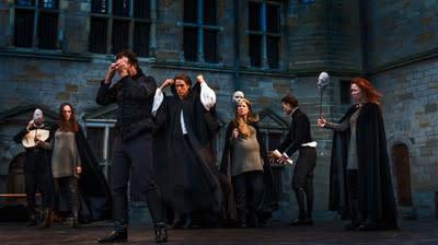 """""""Den blodiga historien om Macbeth"""" med Romeo & Julia Kören"""