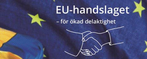 Välkommen till EU-handslaget med Studieförbunden (17 januari)