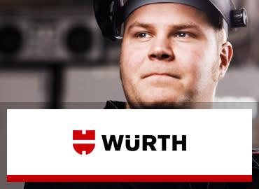 Din tid är värdefull. Därför finns Würth.