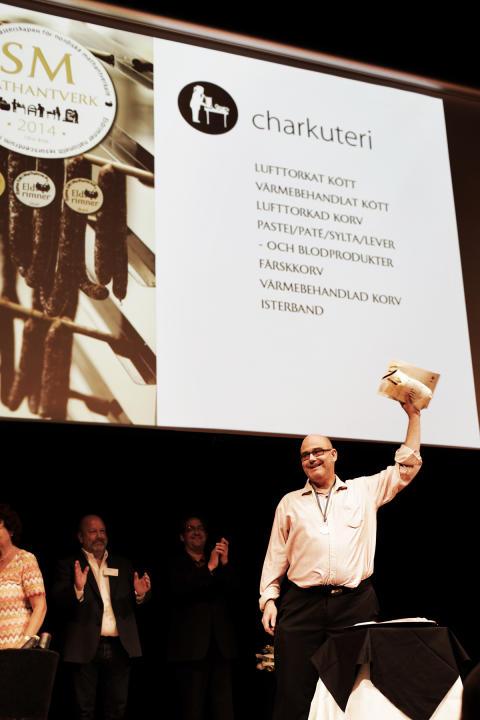 Tärnaby Fjällhotell segrade i klassen Värmebehandlad korv