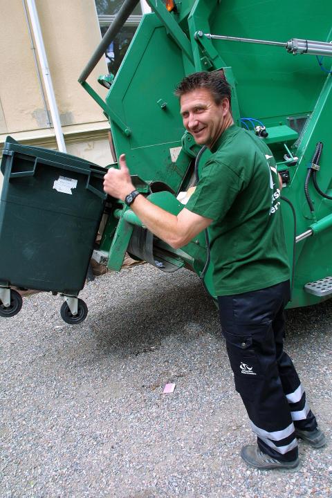 Gästrike Återvinnare kan bli årets avfallsbehandlare