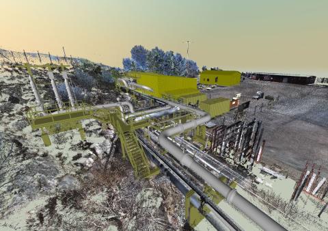 COWI genomför uppgradering av bergrum för råolja
