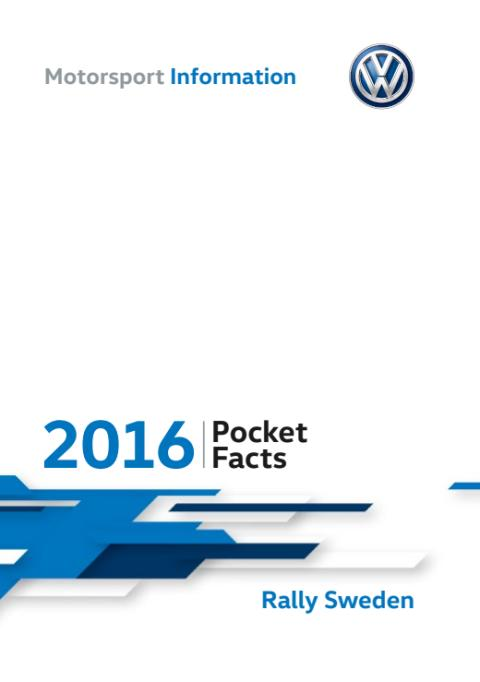 Pocket-facts Rally Sweden