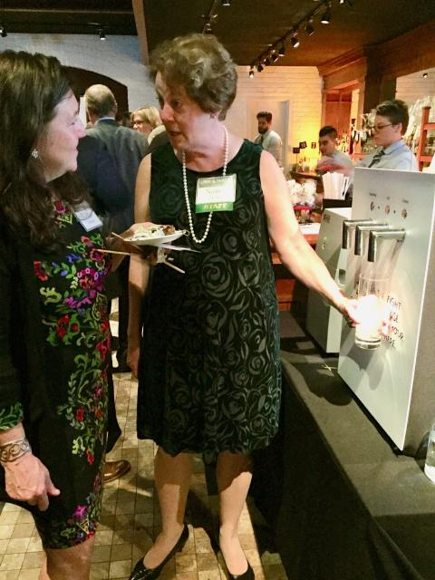 Coolest Pure Water Served Still and Sparkling at Washington D.C. Law & Water Gala