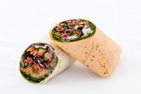 Costa's *NEW* Salad Wraps
