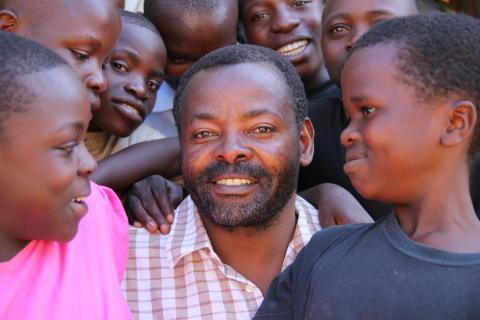 Murhabazi Namegabe, Demokratiska Republiken Kongo. World's Children's Prize Barnrättshjälte