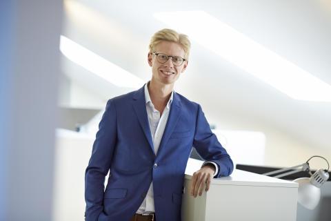 Säg hej till vår nya medarbetare Fredrik Jansson!