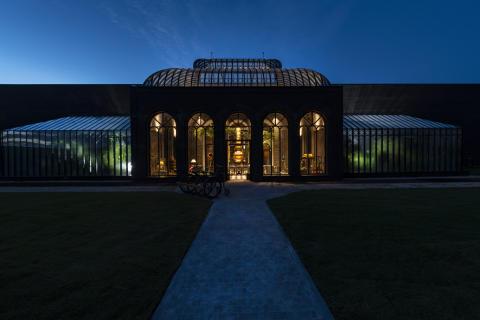 Hendrick´s öppnar upp sitt nya innovativa destilleri - Hendrick´s Gin Palace