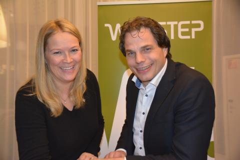 Webstep er første Certified Partner for IoT-selskapet Disruptive Technologies