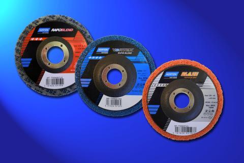 Norton Rapid Blend pinnanviimeistelylaikat – Valikoima