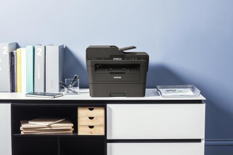 Las ventas de equipos multifunción láser alcanzan las ventas de impresoras láser