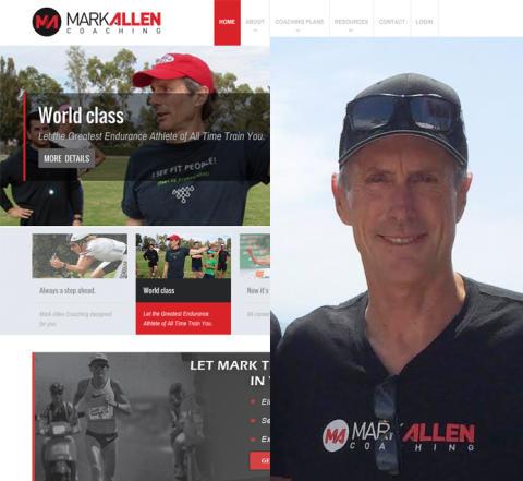 Mark Allen and Salming in exclusive partnership!