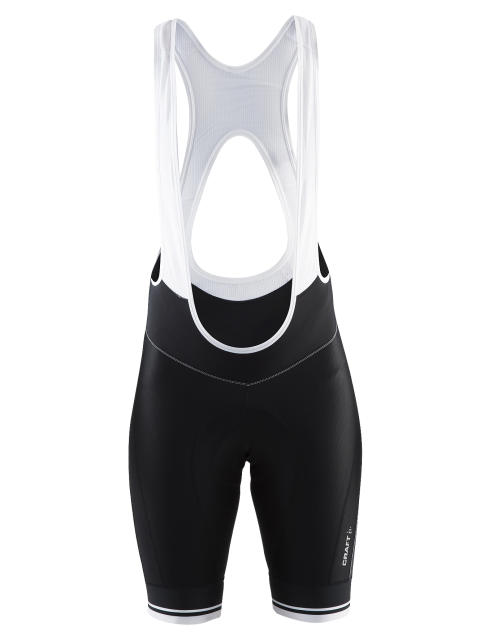 Belle BIB shorts i färgen black/white, 1300 kr