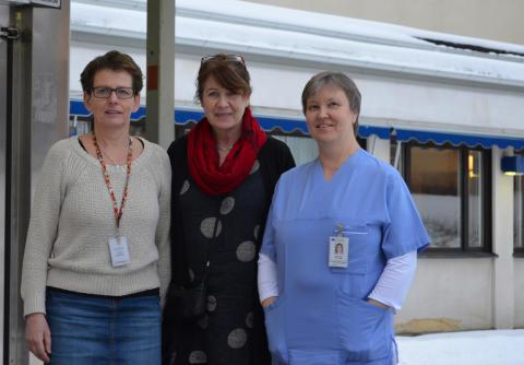 Riktad satsning på asylsökande patienter