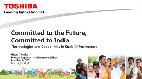 A Vision for India and the Future