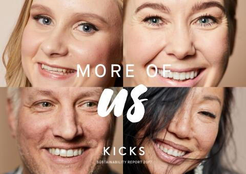 KICKS Sustainability Report 2017