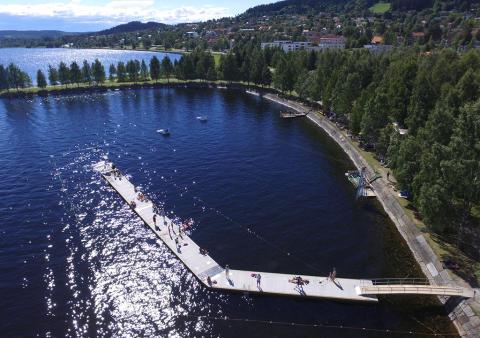 Surfbukten är bäst på platsmarknadsföring i Sverige