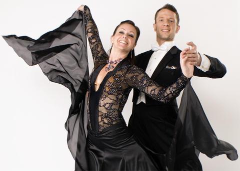 Tio år med Let's dance och Kulturama!