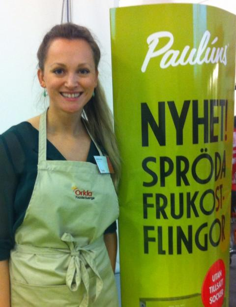 Kamilla Jönvik, Produktchef