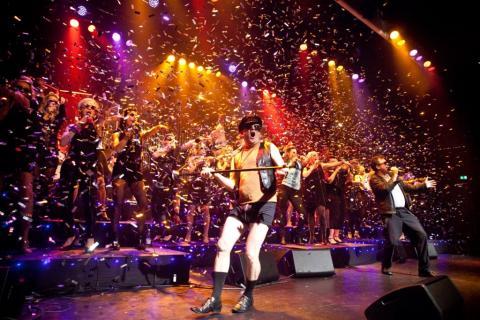 Læderhalsenes 25-års jubilæum - eksklusiv koncert på Kulturværftet