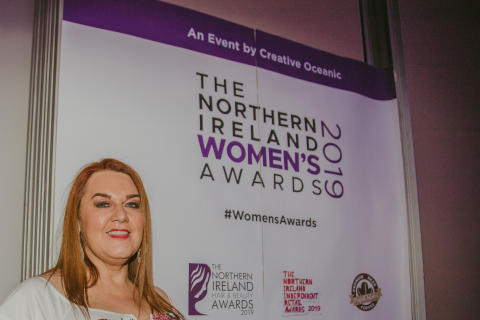 Anne Donaghy wins CEO of the Year at first Northern Ireland Women's Awards