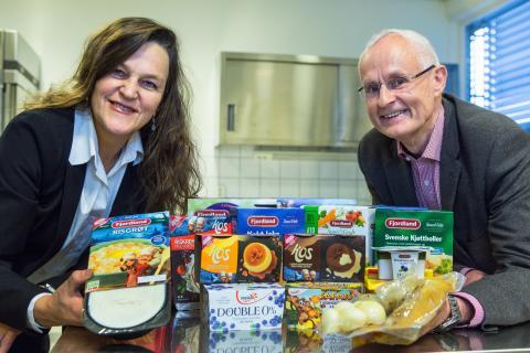 Fjordland fortjener ros for støtten de gir til næringslivets emballasjedugnad.