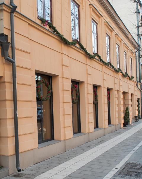 Hållstugan Kungsgatan 3, nominerat till Örebro kommuns Byggnadspris 2015