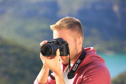 Canon EOS 70D lifestyle