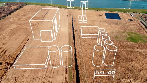 Biofuel plant in NL