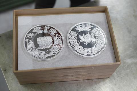 Pistrucci Waterloo Medal