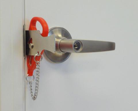 Add-A-Lock - kannettava lukko
