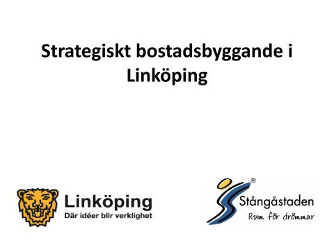 Strategi för bostadsbyggande