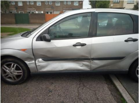 Car involved in Shanklin fail to stop collision has been traced - thanks to members of the public