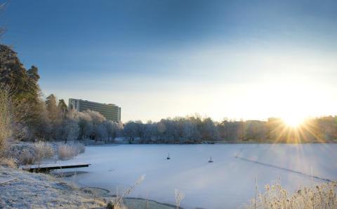 Danderyds sjukhus näst bäst i Sverige