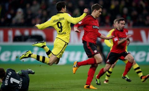 Bundesliga omgång 15: toppmöte i Leverkusen
