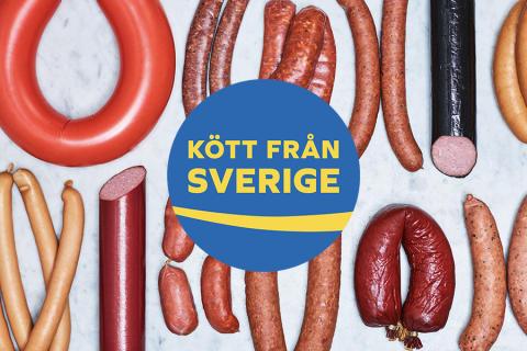 Märket Kött från Sverige sponsrar Korvfestivalen