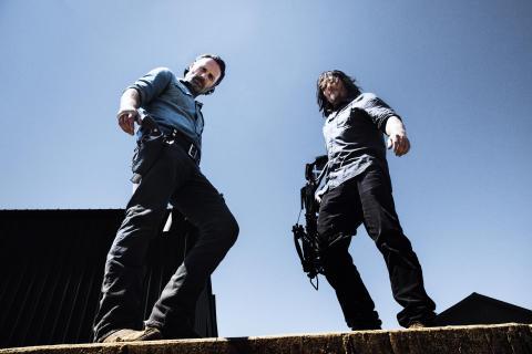 The Walking Dead säsong 8.