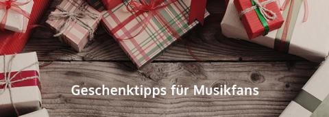 Musikfans aufgepasst: Die auna Geschenktipps zu Weihnachten