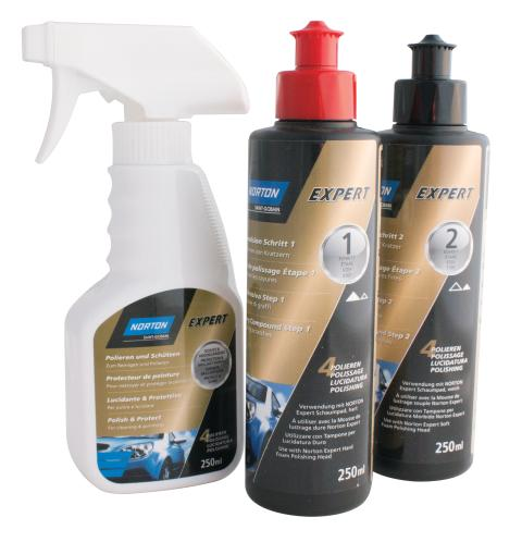 Norton Expert Auto - Product Polishing compunds